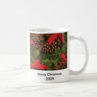 Merry Christmas 2009 Mugs