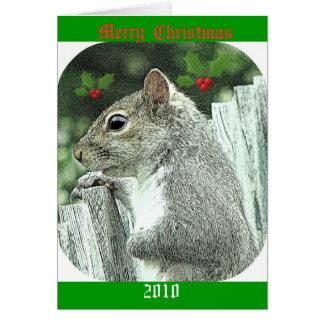 Merry Christmas, 2010 Card