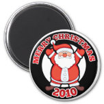 Merry Christmas 2010 Magnet