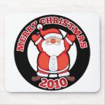 Merry Christmas 2010 Mousepads