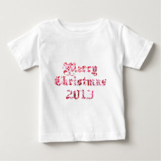 Merry Christmas 2013 Baby T-Shirt