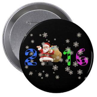 Merry Christmas 2016 Button