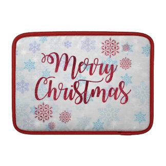 Merry Christmas 2 MacBook Air Sleeve