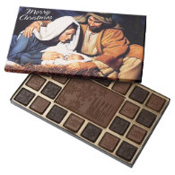 Merry Christmas 45 Piece Assorted Chocolate Box