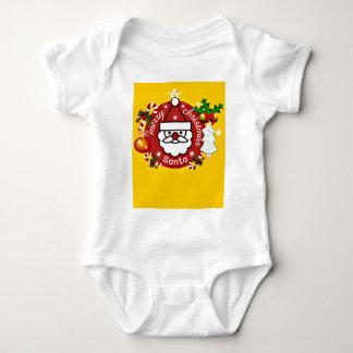 Merry Christmas#4_ Baby Bodysuit