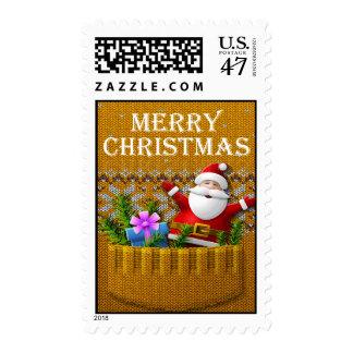Merry Christmas 98 Image Options Postage