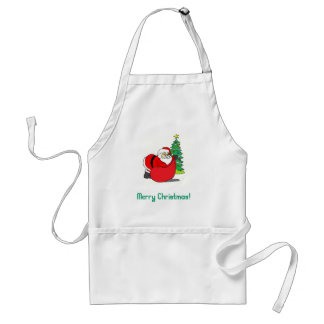 Merry Christmas! Adult Apron