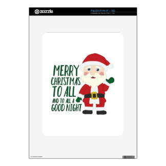 Merry Christmas All Skins For The iPad