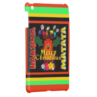 Merry Christmas and a Happy New Year Cover For The iPad Mini