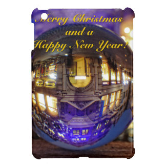 Merry Christmas and a Happy New Year iPad Mini Covers