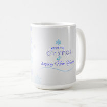 Merry Christmas and a Happy New Year Mug