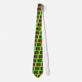 Merry Christmas and a Happy New Year Neck Tie