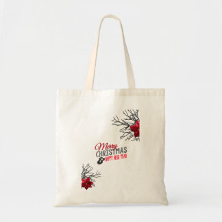 Merry Christmas and happy new to year Tote Bag