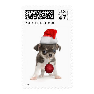 Merry Christmas And Happy New Year 2 Postage