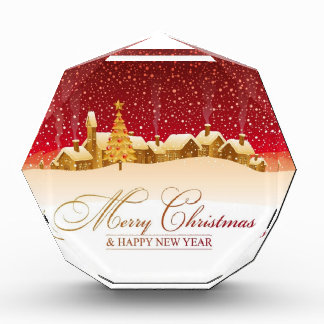 Merry Christmas and Happy New Year Awards