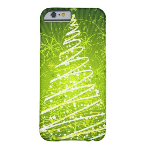 merry christmas and happy new year barely there iPhone 6 case