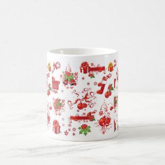 merry christmas and happy new year coffee mug