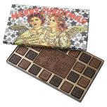 MERRY CHRISTMAS ANGEL CHOCOLATE BOX ASSORTED
