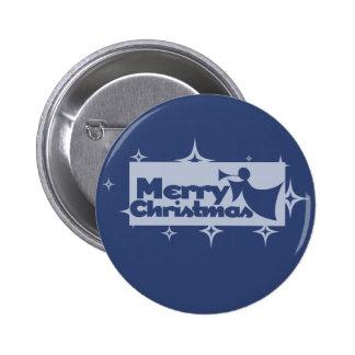 Merry Christmas Angel Pins
