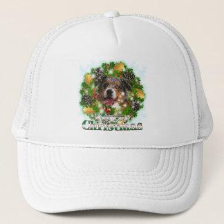 Merry Christmas Aussie Trucker Hat