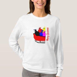 Merry Christmas B&S T-Shirt