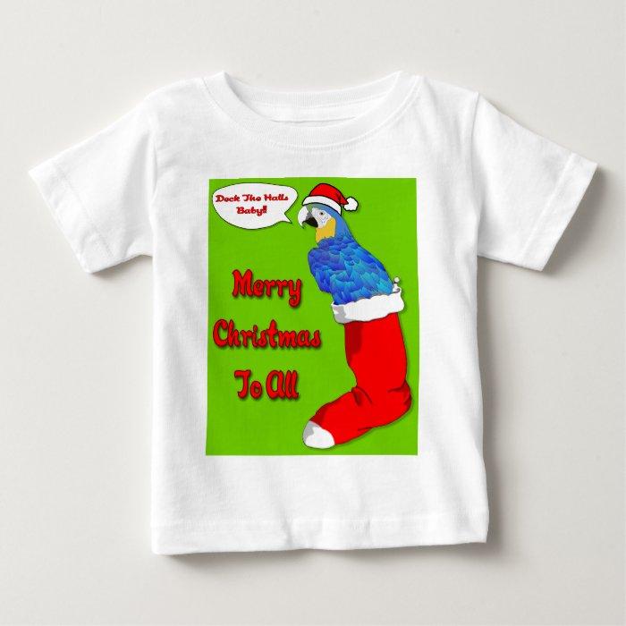 Merry Christmas Baby Baby T-Shirt