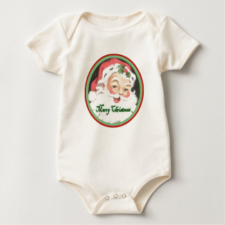 Merry Christmas Baby Clothes Baby Bodysuit