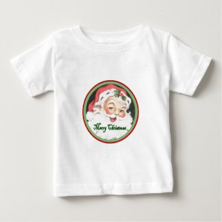 Merry Christmas Baby Clothes Baby T-Shirt