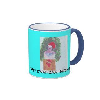 Merry  christmas baby coffee mug