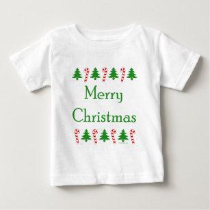 652b4d8144 Team Santa Baby Tops   T-Shirts