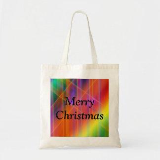 Merry Christmas Canvas Bag