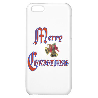 Merry Christmas bell Speck Case Cover For iPhone 5C