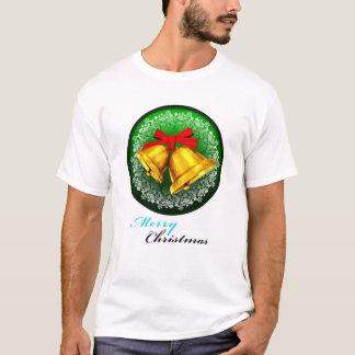 Merry Christmas Bell T-Shirt