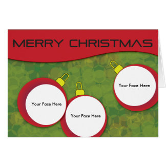 Merry Christmas & Best Wishes Card