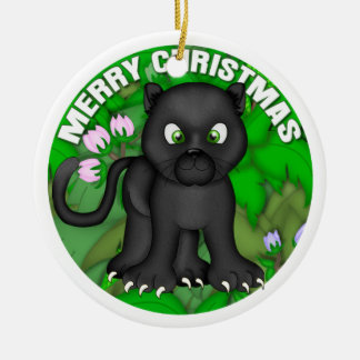 Black Panther Ornaments & Keepsake Ornaments | Zazzle