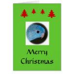 Merry Christmas - Blank Card