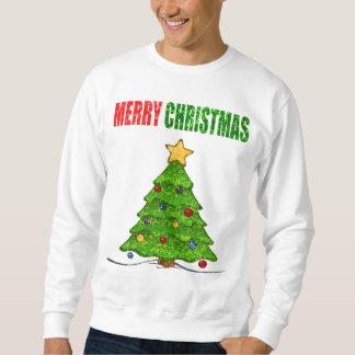 Merry Christmas Bling Sweatshirt