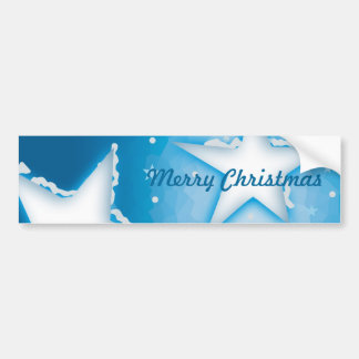 Merry Christmas - Bumper Sticker