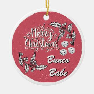 Bunco Christmas Gifts on Zazzle