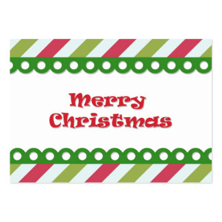 Merry Christmas Business Cards