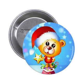 Merry Christmas - Button