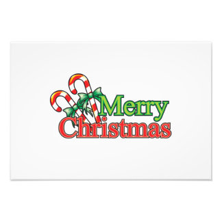 Merry Christmas Candy Cane Wrapper Magnet Buttons Photo
