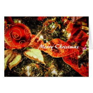 Merry Christmas - Card