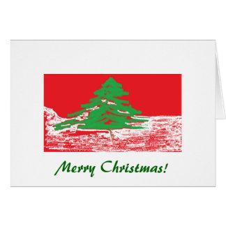 Merry Christmas! Card