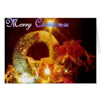 Merry-Christmas Card