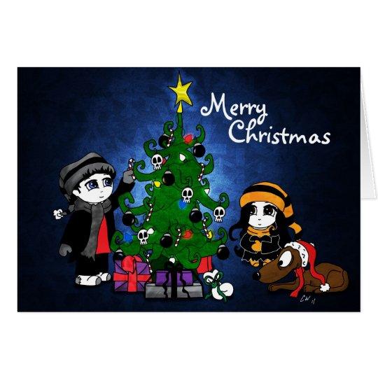 'Merry Christmas' Card