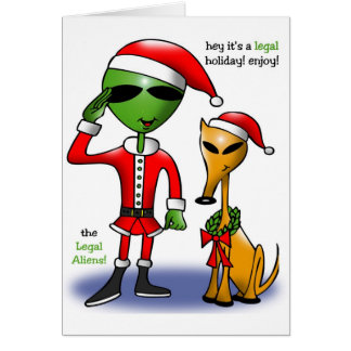 Merry Christmas Card by Gregory Gallo