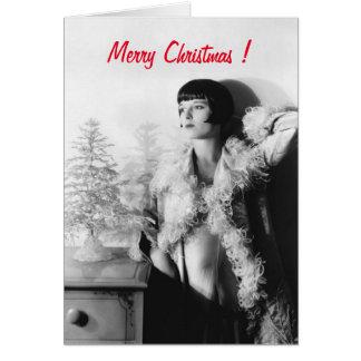 Merry Christmas Card L.B.