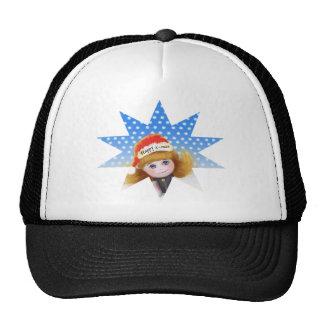 Merry Christmas cartoon doll Hat