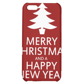 Merry Christmas Case For iPhone 5C